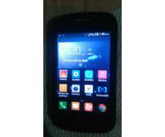 Vendo Celular Alcatel a 130 Bs.