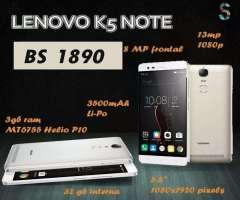 Lenovo K5 Note Sellados