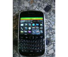 Blackberry 9900  pantalla tactil