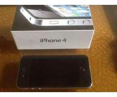 iPhone 4 de ocasion Bs 950