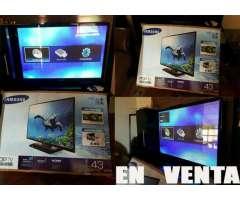 Tv. Samsung 43 Full Hd.