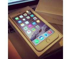 Vendo Celulares Apple iPhone 6s Plus64gb
