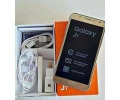 Vendo Samsung Galaxy J7 de 16 Gb