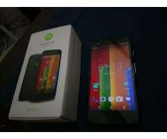 Vendo Motorola Moto G