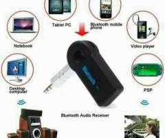Auxiliar Bluetooth Entrega a Domicilio