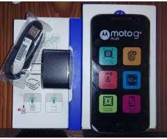 Moto G4 Plus Nuevo
