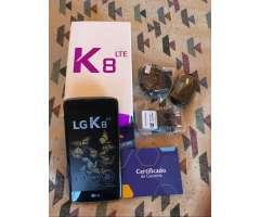 Lg K8 Lte Nuevo a Estrenar