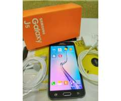 Samsung Galaxy J5 en Caja