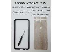 Combo Protección Huawei P9