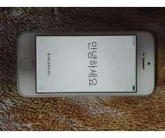 iPhone 5c Bloqueado Icloud