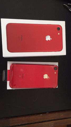 iPhone 7 Special Edition Red 128GB New