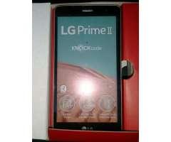 Ultima unidad de LG Prime II en oferta