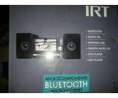 Radio .tv.mp3.dvd.usb .micro Sd Bluetoo