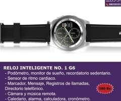 Smart Watch NO.1 G6 Bluetooth 4.0