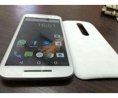 Vendo Motorola Moto G3.