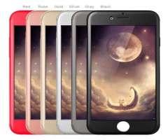Fundas 360 Policarbonato para iPhone 6,7