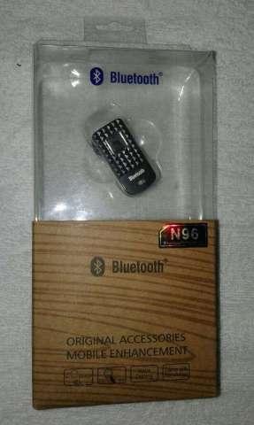 Vendo Bluetooth Solo para Llamadas
