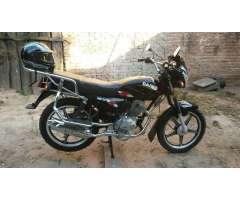Moto Daimo Chalinga de Ocacion