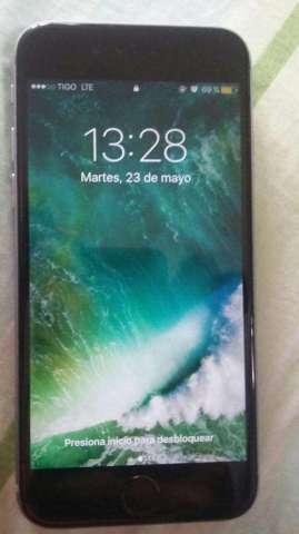 Permuto Mi iPhone 6S de 64Gb Lte