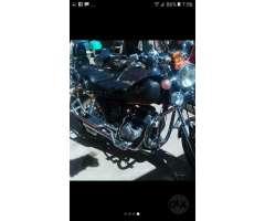 Moto Chopper Bs