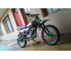 Vendo Mi Moto Montero Titan Mdl 2014