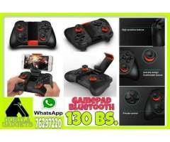 Gamepad Bluetooth Mocute