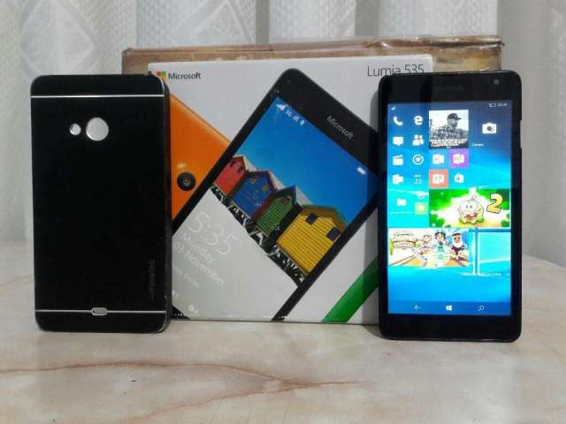 Vendo Celular Microsoft Lumia 535
