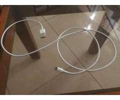 Cable Lighting de iPhone 7