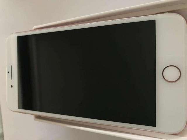 Iphone 7 Plus 128GB Rosa  Rsim