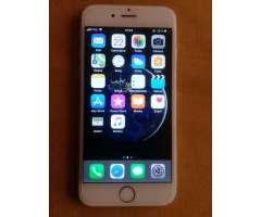 iPhone 6S de 64 Gb Color Silver
