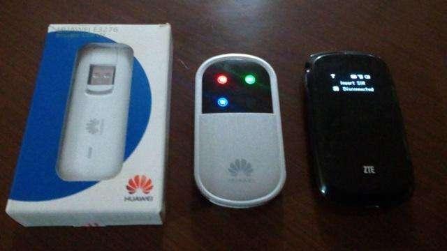 VENDO MODEMs Huawei y ZTE