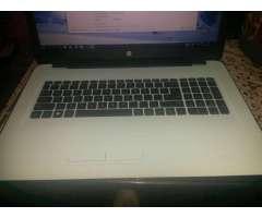 Vendo Laptop Nueva Hp a 12 Es de 16 Pulg