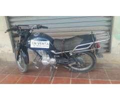 Remato Moto Montero 150 Cc en Buen Estad