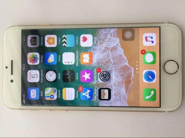iPhone 7 Gold de 128Gb