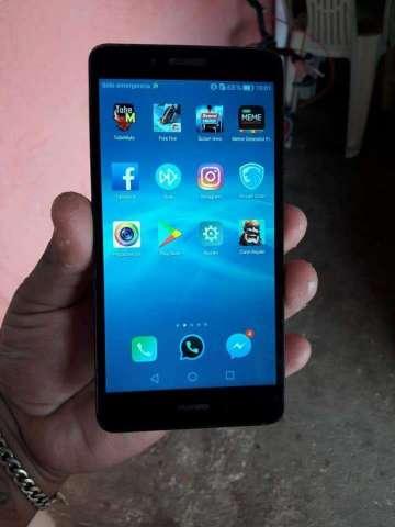 Vendo Huawei Gr5 con Desblokeo de Huella