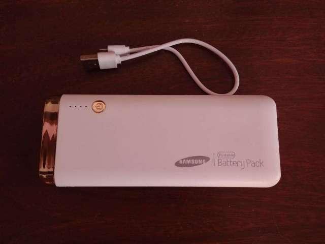 Cargador Portatil Samsung
