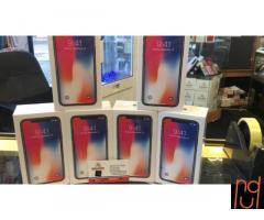 Apple iPhone X 256GB .64GB  Unlocked