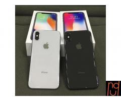 Inbox Geniue Apple iPhone x 256gb  WhatsApp:- +15673313526