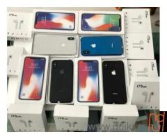 Apple iPhone X 256 GB .64 GB desbloqueado sellado