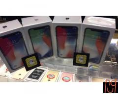 Apple iPhone X 256 GB .64 GB desbloqueado - EE.UU. Modelo de garantía de Apple