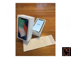 New Inbox Apple iPhone X 64gb  WhatsApp:- +15673313526
