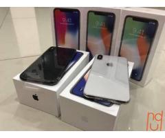 Brand New iPhone X 256GB with waarranty  WhatsApp:- +15673313526