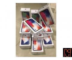 NEW iPhone X 256GB .64GB - Unlocked - USA Model - Apple Warranty - BRAND NEW!