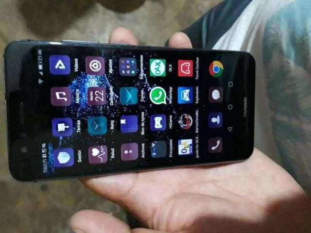 Huawei P10 Lite Lte 3 Ram de 32gb Huella