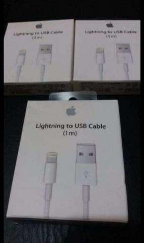 Vendo Cables Nuevos para iPhone