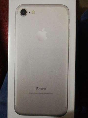 iPhone 7 de 32gb Silver, de Paquete