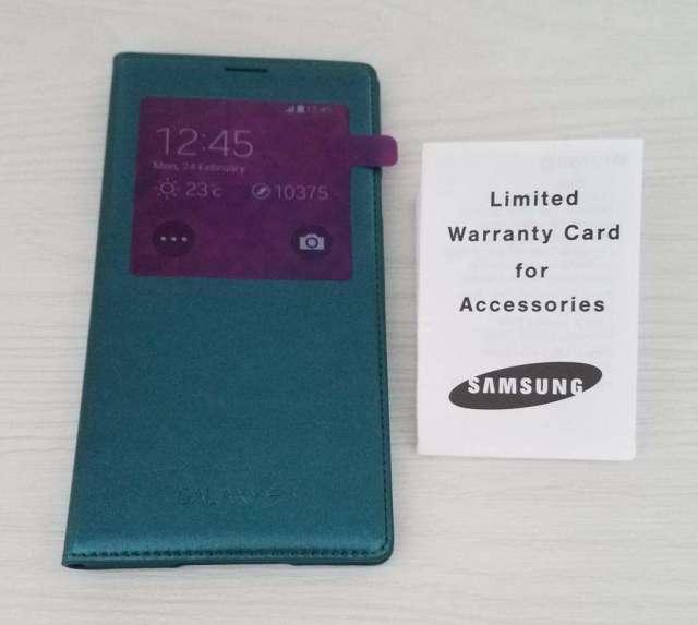 Funda Flip Cover Samsung original para Galaxy S5