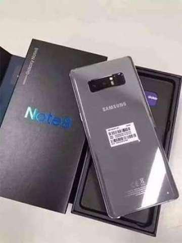 Nuevo Samsung Note 8 256gb