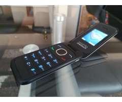 Celular Alcatel oneTouch 1035a color Blanco