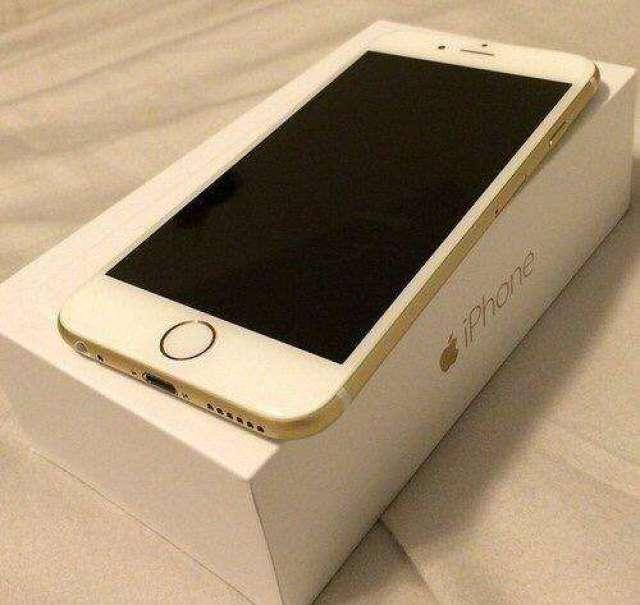 iPhone 6S Gold 64 Gb! 9.5/10